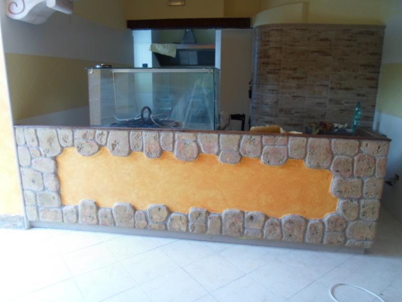 rivestimenti muri in vetroresina