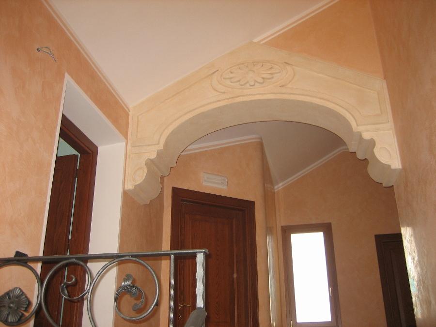 Stranolegno design laboratorio scenografico - Archi in pietra interno casa ...