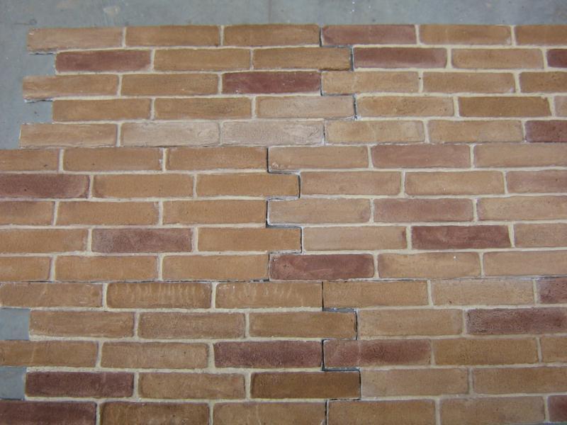 Cucine componibili for Pannelli polistirolo finta pietra mattoni