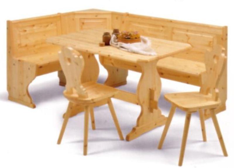 Stranolegno design laboratorio scenografico for Panca angolare con tavolo