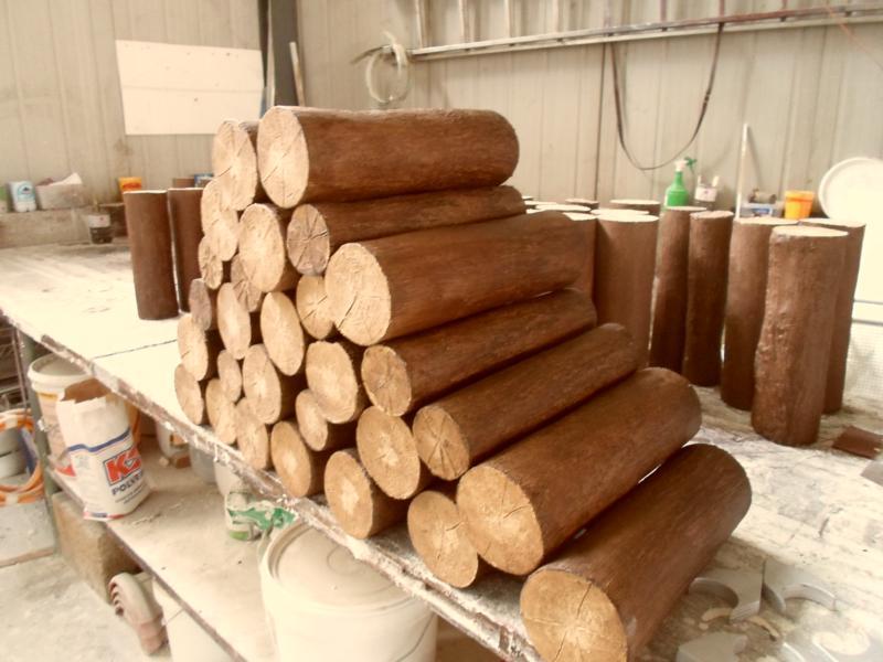Tronchi di legno per arredamento cool tronchi di legno for Tronchi di legno per arredamento