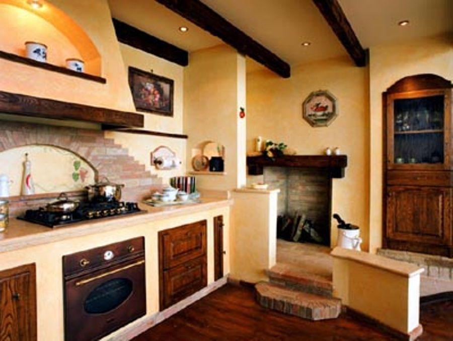 Cucine con travi in legno fotografie – Pannelli termoisolanti